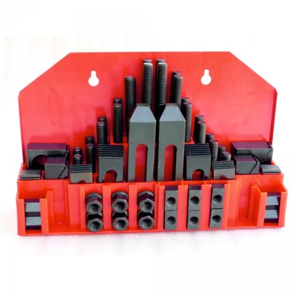 Spannpratzen Set 58-teilig M10 / 12 mm